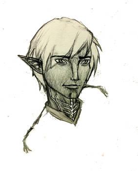 Dragon Age Doodle