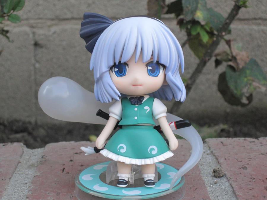 My Youmu Konpaku Nendoroid by jay421501