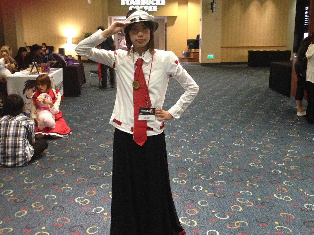 TouhouCon 2014-Renko Usami cosplay by jay421501