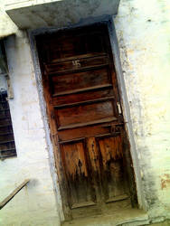 The Door with Swastik by swapnilnarendra