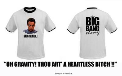The Big Bang Theory T Shirt 2
