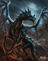 Dragon King by Markdotea