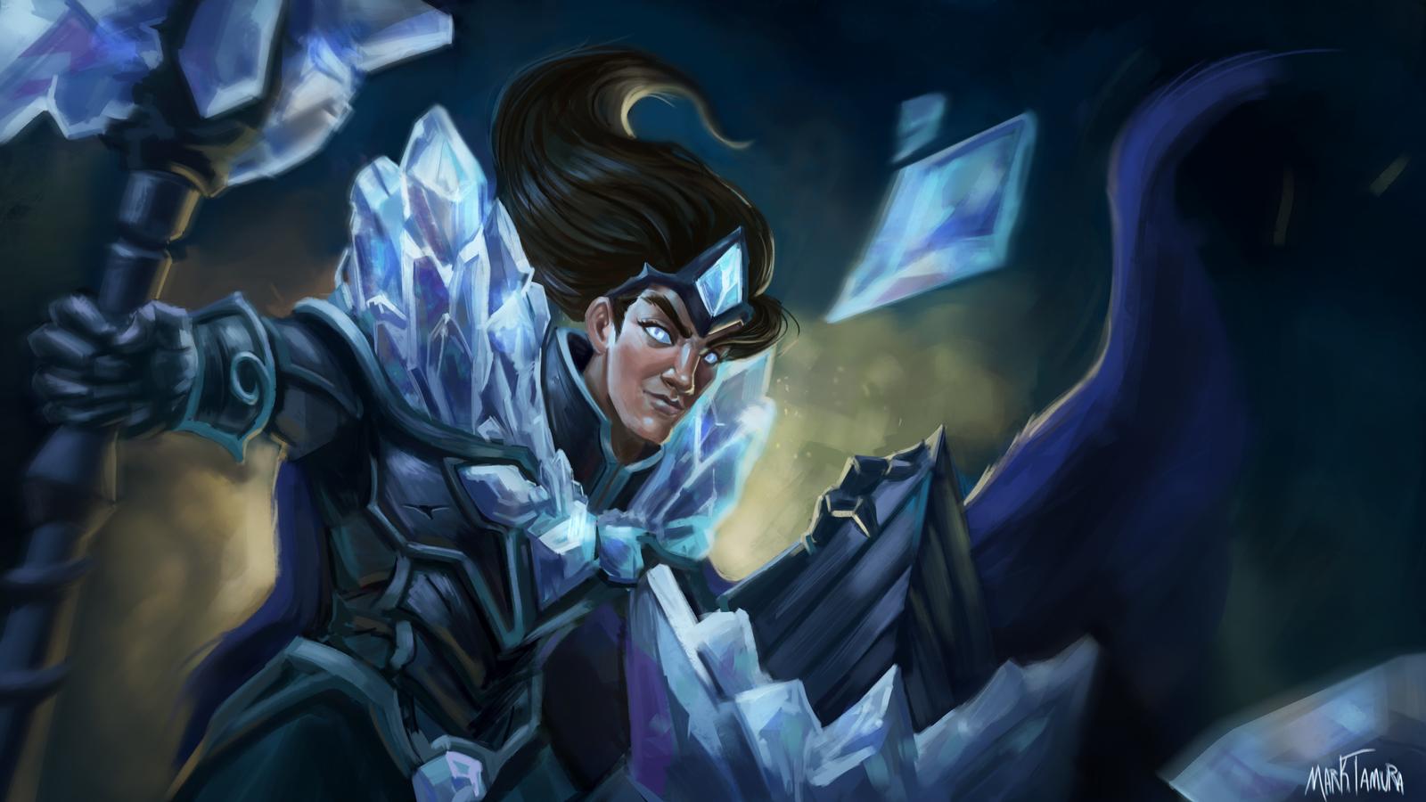 League of Legends Taric Gems Rework by Markdotea on DeviantArt Gem League Of Legends
