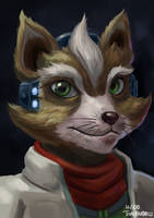 Fox Mccloud's ID picture 16/100