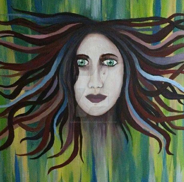 Goddess by SamChildress