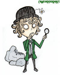 Don't Starve/Fallen London: The Mad Archaeologist