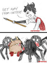 Don't Starve: Defend The Chest Friend
