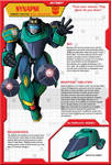 TF Fancharacter - Synapse