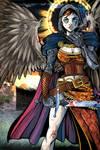 Morrigan War Goddess