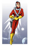 A is for Adam Strange