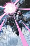 IDW's Megatron coloring comp by MachSabre