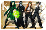 Steampunk Kim Possible