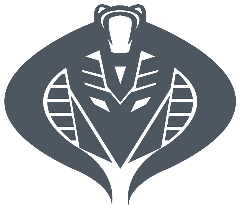 Cobra Decepticon Symbol by MachSabre