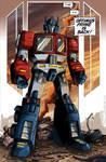 Optimus Prime is Back