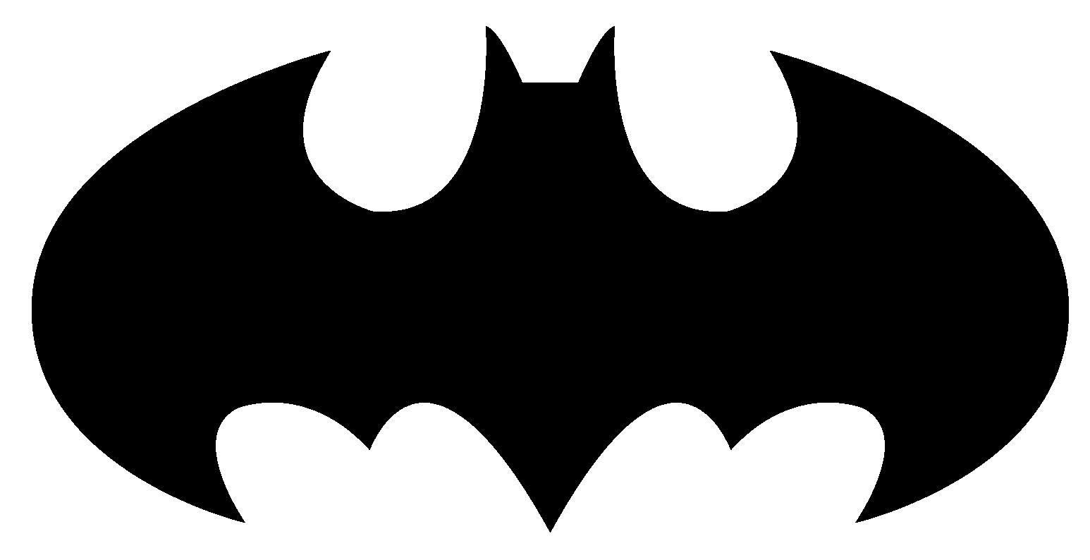 Batman Logo Circleless by MachSabre on DeviantArt