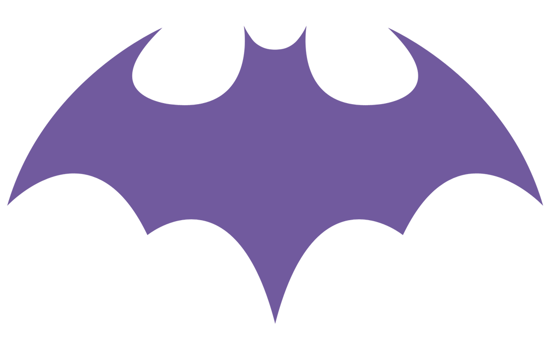Vibrant image with regard to batgirl logo printable