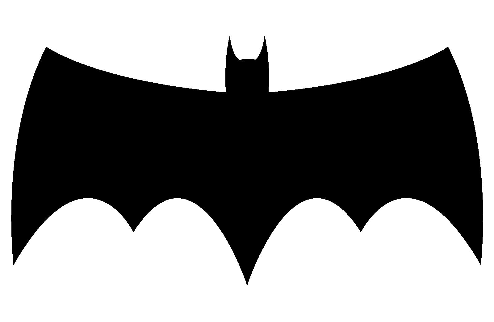 Batman Logo 1960s by MachSabre