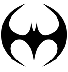 Azrael Batman Logo