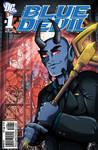 Blue Devil - Faux Cover