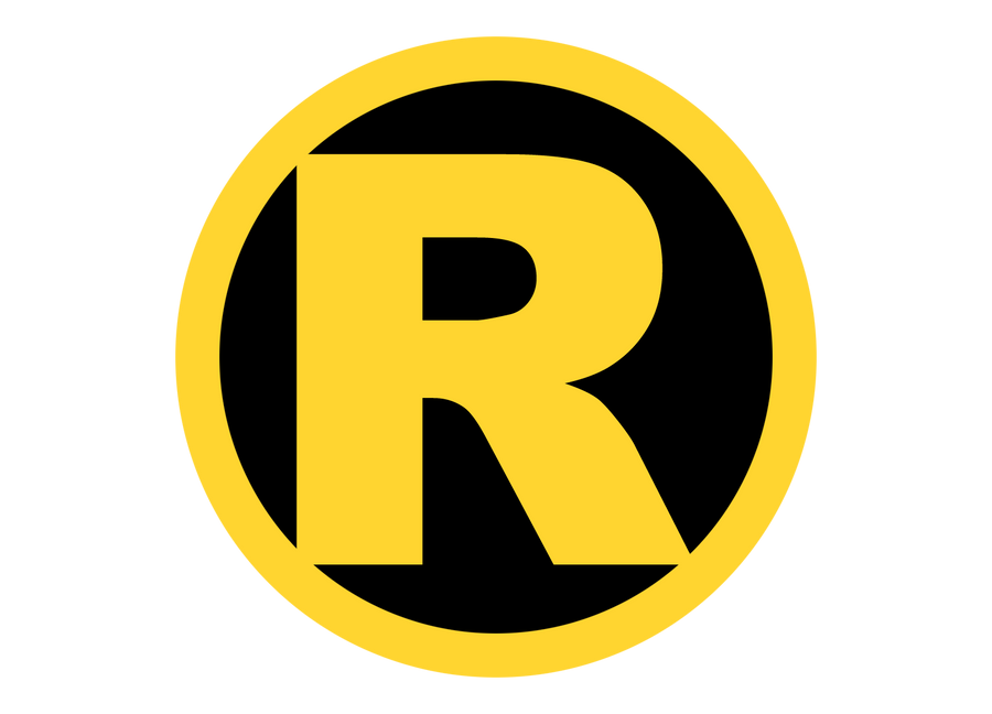 could anyone find the damian wayne robin logosymbol