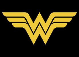 Wonder Woman logo by MachSabre