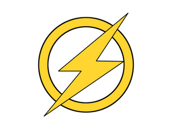 The Flash Logo by MachSabre