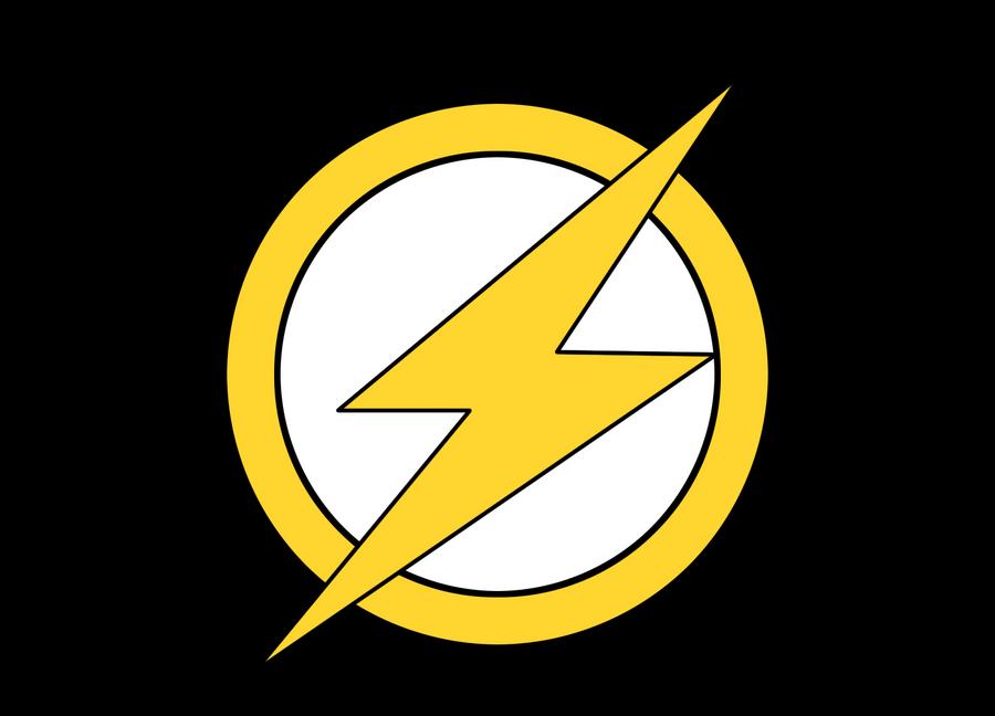 The Flash Logo ...