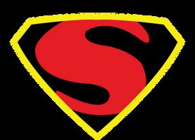 Max Fleischer Superman logo by MachSabre