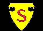 1938 Superman Logo