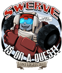 Swerve is on a quest!