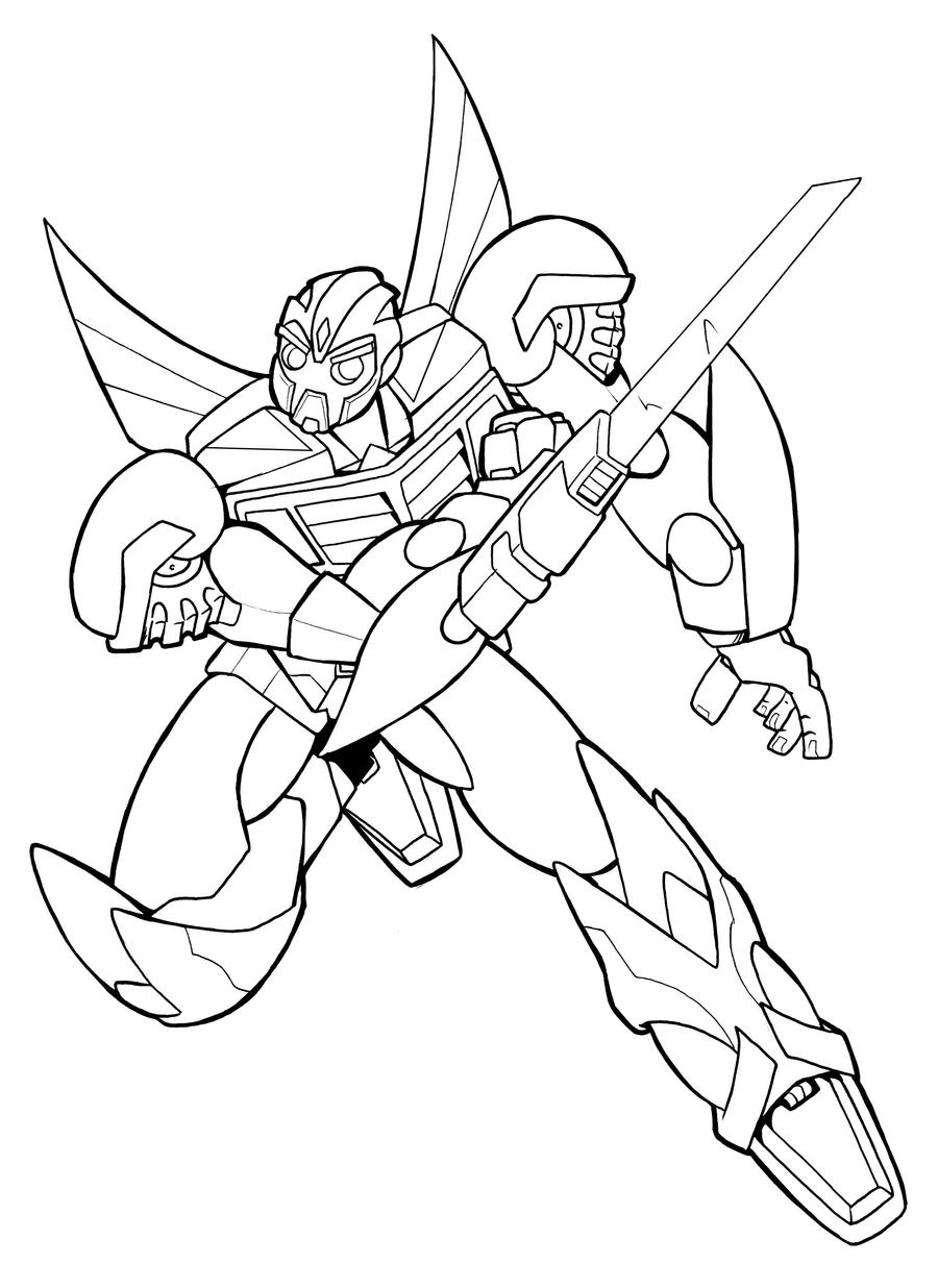 new transformers coloring pages - photo #34