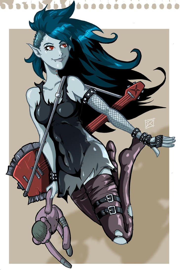 Marceline by MachSabre