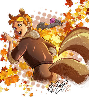 Squirrel Girl commission