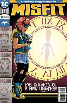 Misfit 11 cover