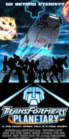 Transformers Planetary Poster