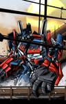 DC Josh's Movie Optimus Prime