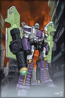 Beamer's Classics Megatron by MachSabre