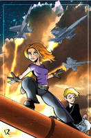 Kim Possible 02 by MachSabre