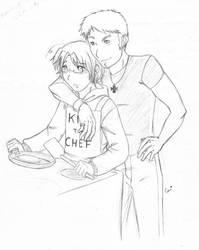 Pancakes by Kusa-chan