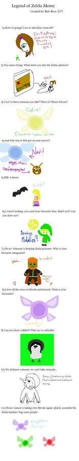 Zelda Meme