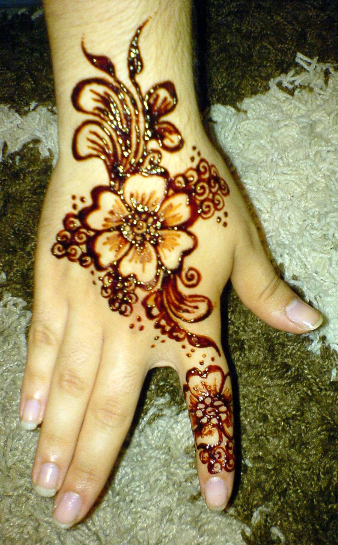 Henna 18 by silentcry89