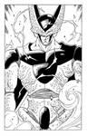 Perfect Cell Super Saiyan 2