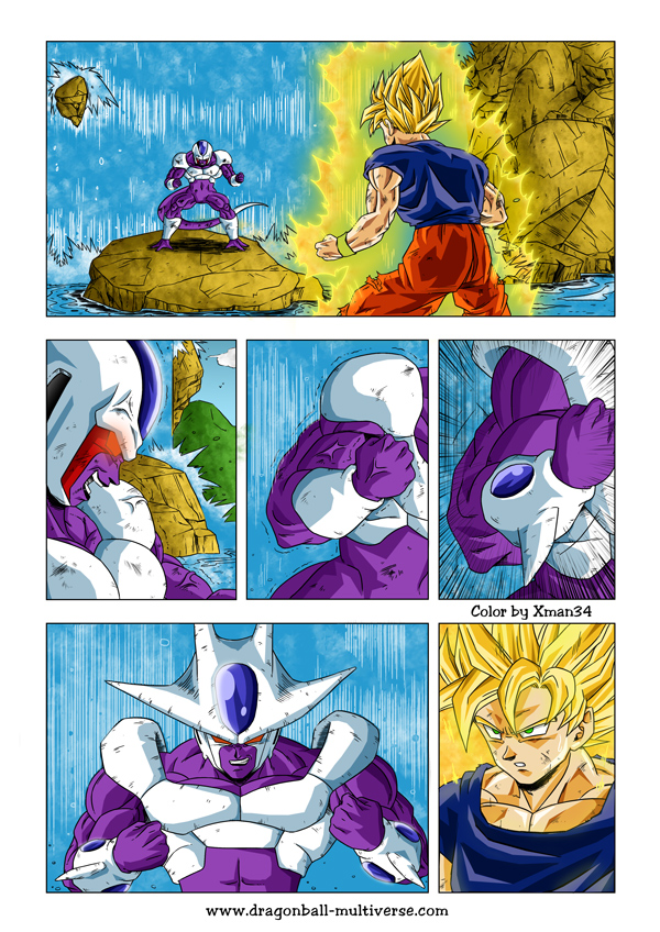 DBM Page 1085 colored by Xman34