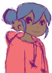 i cant draw hoodies
