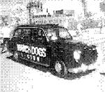 Watch Dogs Oldtimer Taxi