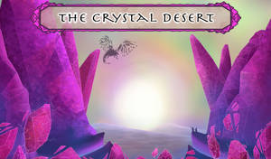 Enter the Crystal Desert