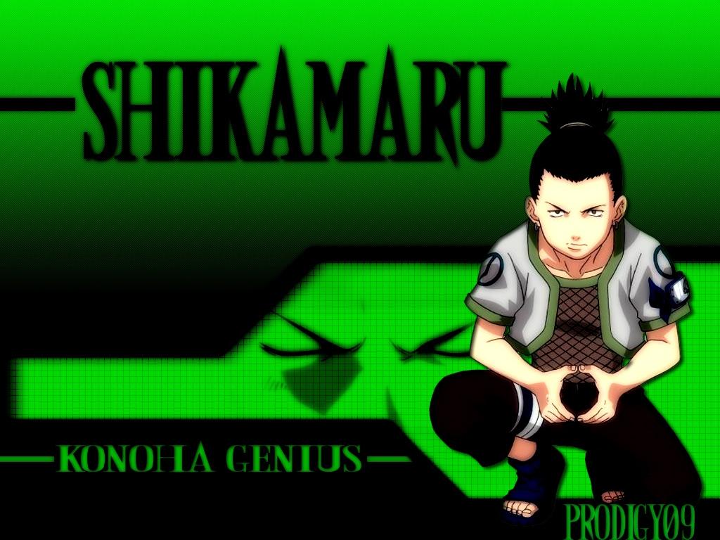 shikamaru by odd5625