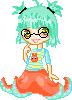 Octopus Girl OC- Request by ErikaRobbins