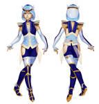 OSI - Epic Sailor Yarashiel by EMReven