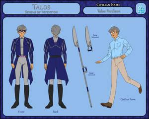 TSS: Talos, Senshi of Invention